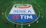 Logo Serie A Italia (ilustrasi)