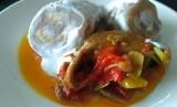 Loka Anjoroi,  makanan khas dari Mandar, Sulawesi Barat