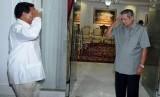 Janji Kejutan Politik dari Pertemuan SBY dan Prabowo