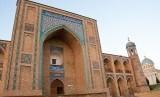 Uzbekistan Dirikan Pusat Penelitian Imam Maturidi. Foto ilustrtasi: Madrasah Kukeldash di Tashkent Uzbekistan.