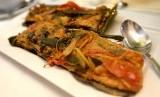 Makan Sehat. Makanan yang diolah secara kukus, seperti pepes, direkomendasikan pakar kesehatan karena lebih menyehatkan.