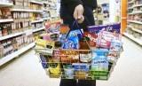 Harga pangan dunia naik 2,7 persen pada November dibandingkan bulan sebelumnya. Ilustrasi