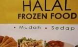Makanan frozen halal (ilustrasi)
