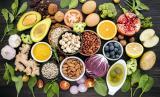 Makanan organik (ilustrasi).