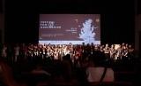 Malam pengenugerahan Festival Film Dokumenter 2018 di Societet Militair Taman Budaya Yogyakarta.
