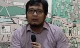 Manager Kajian Kebijakan Eksekutif Nasional Walhi, Boy Jerry Even Sembiring