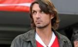 Mantan kapten AC Milan, Paolo Maldini.
