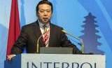 Mantan kepala Interpol Meng Hongwei