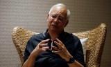 Mantan perdana menteri Malaysia Najib Razak.