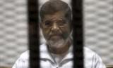 Mantan presiden Mesir, Muhammad Mursi berada di dalam penjara.