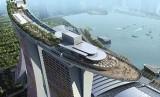 Hotel mewah Marina Bay Sands, Singapura