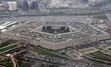 Pentagon Dianggap Menyebabkan Polusi dengan Bakar Busa. Foto: Markas Pentagon.