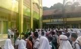 Siswa madrasah (ilustrasi)
