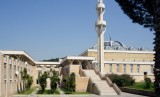 Masjid di Italia Dibuka Kembali. Masjid Agung Roma, Italia.