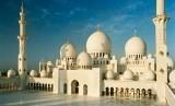 Masjid Agung Syekh Zayed, Uni Emirat Arab.