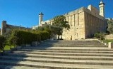 Masjid Al-Haram Al-Ibrahimi di Hebron