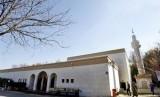 Masjid Dar Al Hijrah, Virginia, Amerika Serikat
