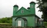 Mengapa Pembangunan Masjid di Polandia Ditentang?. Foto (ilustrasi) :   Masjid muslim Tartar. Muslim Tartar Polandia banyak menetap di perbatasan Liuthania dan Belarusia.