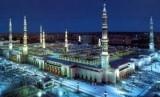 Kondisi Madinah Sebelum Kedatangan Nabi Muhammad. Foto: Masjid Nabawi atau Masjid Nabi adalah masjid pertama yang dibangun di kota Madinah.