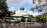 Masjid Syuhada Kotabaru, Yogyakarta. Kotabaru dikenalkan sebagai tujuan wisata dengan konsep heritage trail. Ilustrasi.