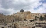 Masjidil Aqsa di Yerusalem.