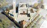 Masterplan Masjid Agung Marseille