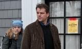 Matt Damon (kanan) saat berakting dalam film