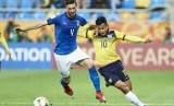Matteo Gabbia saat berseragam Timnas Italia U-20.
