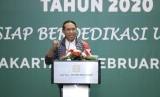 Menpora Zainudin Amali menghadiri Upacara Pengukuhan dan Pelantikan Pengurus Pusat Persatuan Olahraga Berkuda Seluruh Indonesia (PP Pordasi).