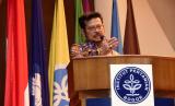 Mentan saat menghadiri Fokus Grup Diskusi di IPB Dramaga, Bogor beberapa waktu lalu.
