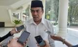 Menteri Agama Fachrul Razi menegaskan tak ada pengurangan uang saku jamaah.