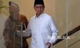 Menteri Agama Lukman Hakim Saifuddin (kanan).