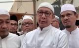 Menteri Agama, Lukman Hakim Saifuddin (Kedua Kanan)