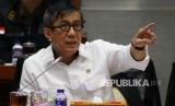 Menteri Hukum dan HAM Yasonna Laoly