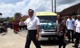 Menteri Koordinator Bidang Kemaritiman Luhut Binsar Pandjaitan