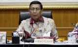 Wiranto: Karhutla Domainnya Pemda, Jangan Bergantung Pusat