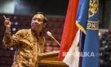 Menteri Koordinator Bidang Politik, Hukum dan Keamanan Mohammad Mahfud MD, menegaskan Indonesia masih aman dari corona.