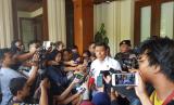 Menteri Koordinator bidang Politik, Hukum dan Keamanan Wiranto.