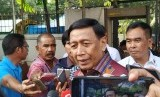 Menteri Koordinator Politik Hukum dan Keamanan (Polhukam) Wiranto