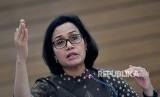 Menteri Kuangan Sri Mulyani