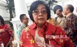 Menteri LHK Siti Nurbaya
