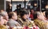 Menteri Lingkungan Hidup dan Kehutanan, Siti Nurbaya (Keempat kanan)
