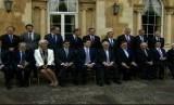 Menteri-menteri keuangan negara-negara G7 berkumpul di London