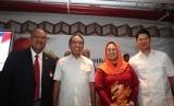 Menteri Pemuda dan Olahraga (Menpora) RI, Zainudin Amali, mendukung Ketua Umum FPTI, Yenny Wahid, yang ingin menggelar kejuaraan dunia panjat tembing.
