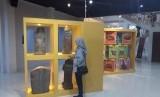 Menteri Pendidikan dan Kebudayaan (Mendikbud)  Profesor Muhadjir Effendi meresmikan Museum Mpu Purwa di Kota Malang, Sabtu (14/7.