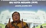 Menteri Perencanaan Pembangunan Nasional/Kepala Badan Perencanaan Pembangunan Nasional (Bappenas) Bambang Brodjonegoro.