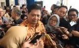 Menteri Perindustrian Airlangga Hartato