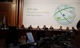 Menteri Pertanian Indonesia, Syahrul Yasin Limpo berpartisipasi dalam Forum Global untuk Pangan dan Pertanian (GFFA) 2020.