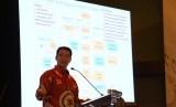Menteri Pertanian mempresentasikan rencana pembangunan SDM pertanian di Bogor