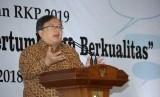 Menteri PPN/Kepala Bappenas Bambang Brodjonegoro
